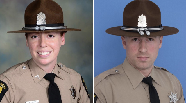 Trooper's Death was 2nd of year for Illinois State Police